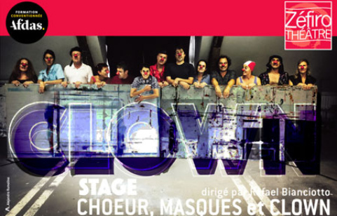 Choeur, Masques et Clown