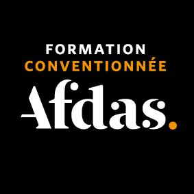 Logo Afdas
